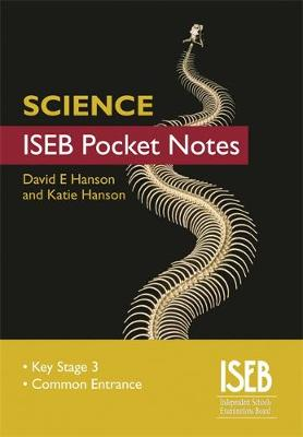 Science Pocket Notes by David E. Hanson, Katie Hanson