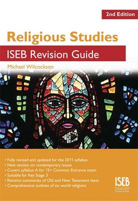 Religious Studies A Revision Book for Common Entrance by Michael Wilcockson