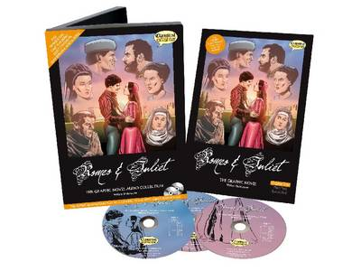 Romeo & Juliet Graphic Novel Audio Collection Original Text by William Shakespeare