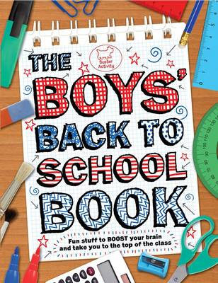 The Boys' Back to School Book by Steve Martin
