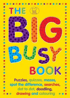 The Big Busy Book by Jaine Keskeys