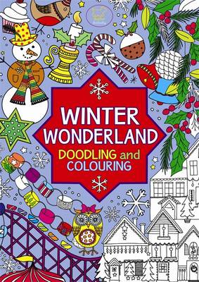 Winter Wonderland Doodling and Colouring by