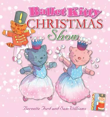 Ballet Kitty Christmas Show by Bernette Ford