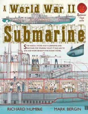 World War II Submarine by Richard Humble