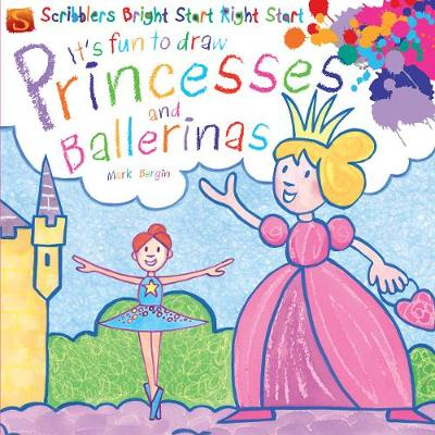 Princesses and Ballerinas by Mark Bergin