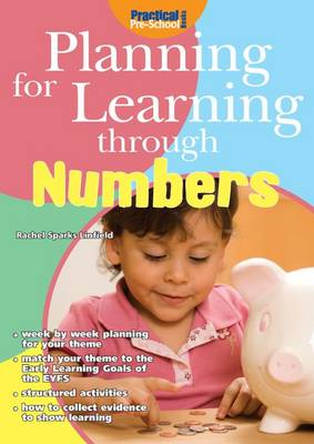Planning for Learning Through Numbers by Jenni Clarke