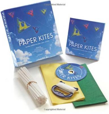 Paper Kites How to Build and Fly Your Own Paper Kites by Nic Compton