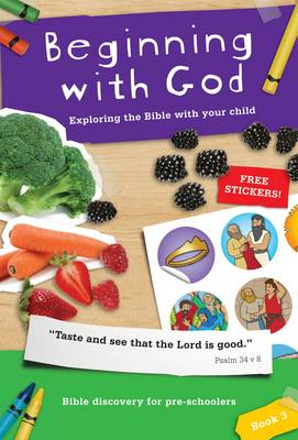 Beginning with God Book E by Alison Mitchell
