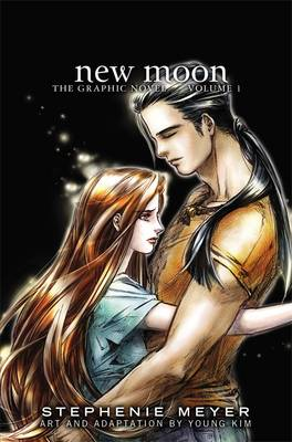 New Moon: The Graphic Novel by Stephenie Meyer