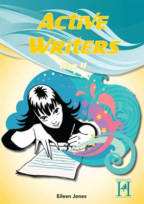 Active Writers Year 4 by Eileen Jones