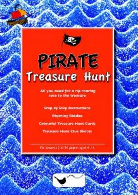 Pirates' Treasure Hunt by Krysia Hudek
