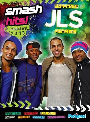 Smash Hits JLS Annual by