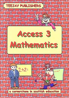 Access 3 Maths by Thomas Strang, James Geddes, James Cairns