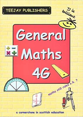 TeeJay General Maths by Tom Strang, James Geddes, James Cairns