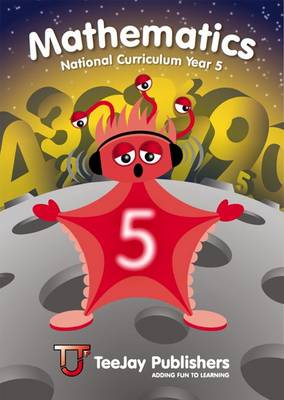 TeeJay National Curriculum Year 5 Book 5 by Thomas Strang, James Geddes, James Cairns