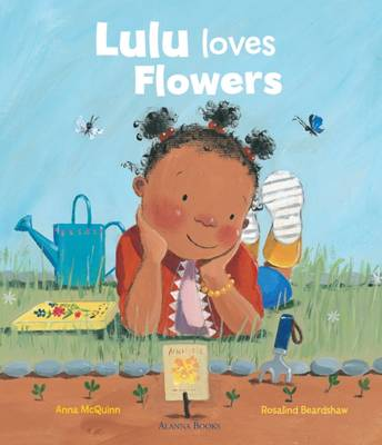 Lulu Loves Flowers by Anna McQuinn
