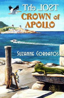 The Lost Crown of Apollo by Suzanne Cordatos