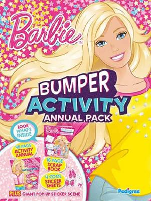 Barbie Activity Annual Bumper Pack by