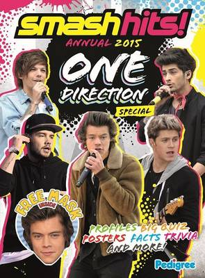 Smash Hits One Direction Annual by