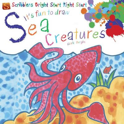 Sea Creatures by Mark Bergin