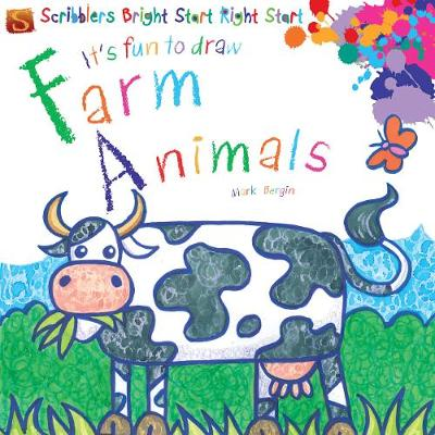 Farm Animals by Mark Bergin