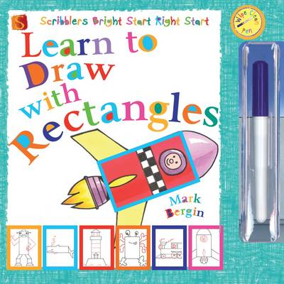 Learn to Draw with Rectangles by Mark Bergin