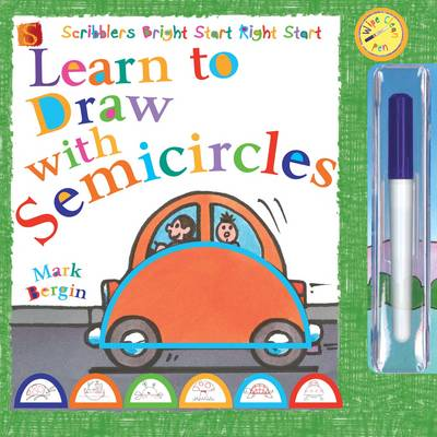 Learn to Draw with Semicircles by Mark Bergin