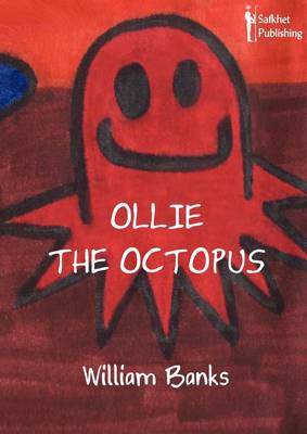 Ollie the Octopus Coloring Book by William Banks