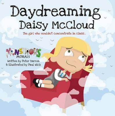 Daydreaming Daisy McCloud by Peter Barron