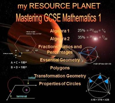 My Resource Planet: Mastering GCSE Mathematics 1 by T. R. Fish