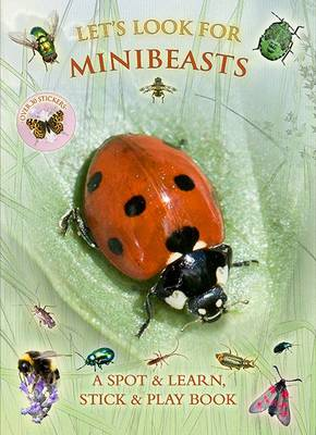 Let's Look for Minibeasts by Caz Buckingham, Andrea Pinnington