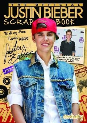 The Official Justin Bieber Scrapbook by
