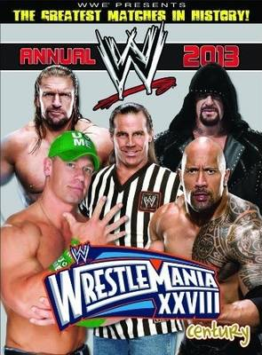 WWE Annual by