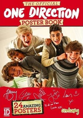 The Official One Direction Poster Book by