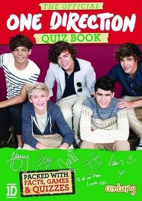 The Official One Direction Quiz Book by