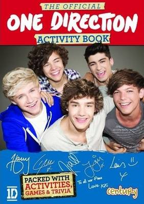 The Official One Direction Activity Book by