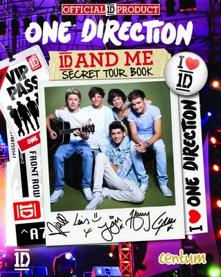 One Direction Secret Tour Book by