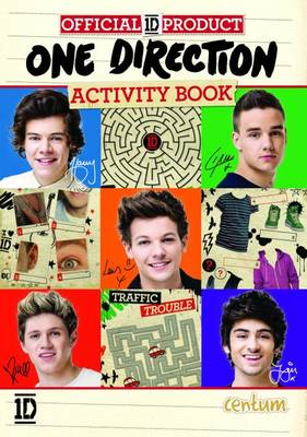 One Direction Official Activity Book by