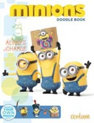 Minions Doodle Book by