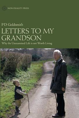 Letters to My Grandson by Pd Goldsmith