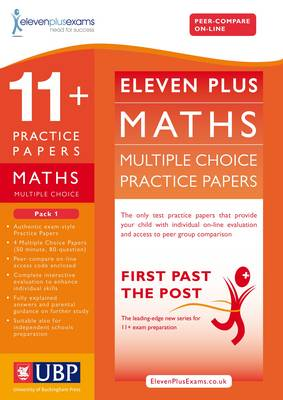11+ Maths Multiple Choice Practice Papers by Eleven Plus Exams, Educational Experts