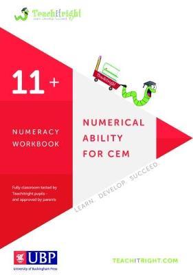 Numerical Ability for Cem 11 +: Numeracy Workbook 1 by Teachitright