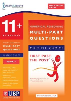 11+ Numerical Reasoning for CEM: Multipart Multiple Choice by ElevenPlusExams