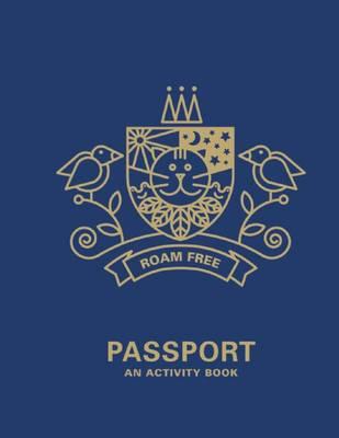 Passport An Activity Book by Robin Jacobs