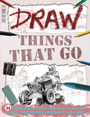 Things That Go by David Antram