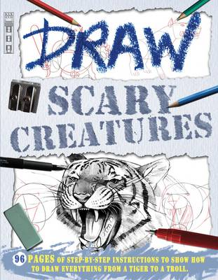 Scary Creatures by David Antram