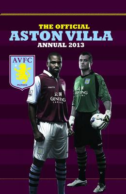 Official Aston Villa FC Annual by Grange Communications Ltd