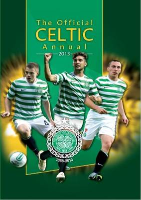 Official Celtic FC Annual by Grange Communications Ltd