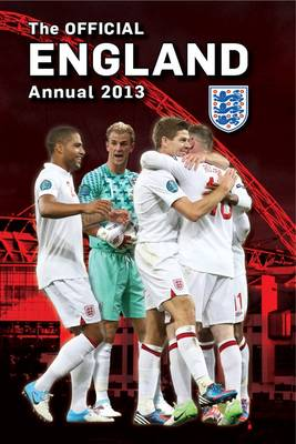 Official England FA Annual by Grange Communications Ltd