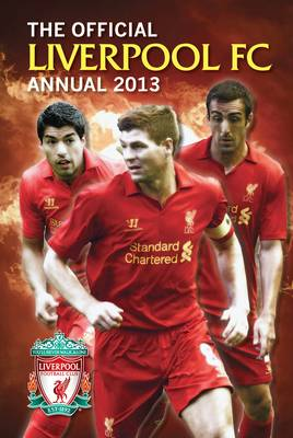 Official Liverpool FC Annual by Grange Communications Ltd